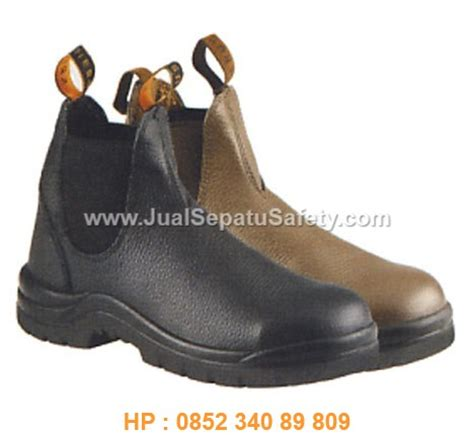 Sepatu Boot Safety Shoes Prialeatherblackc 081 sepatu safety krushers krushers safety shoes holidays oo
