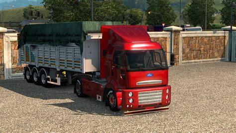 Ford Cargo by Truck Simulator 2 Ford Cargo 1838t E5 Modu