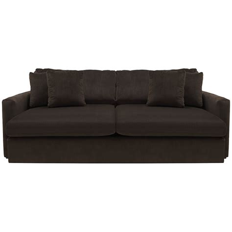 brown microfiber sofa glasgow brown elephant