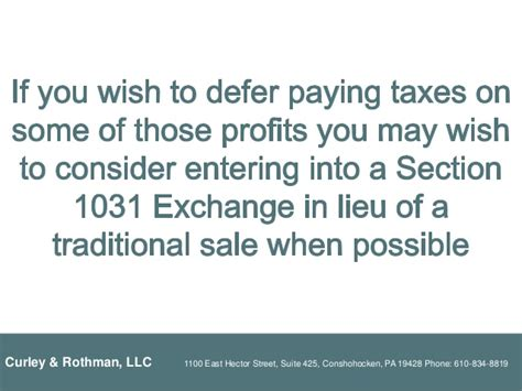 section 1031 exchanges section 1031 exchanges understanding the basics