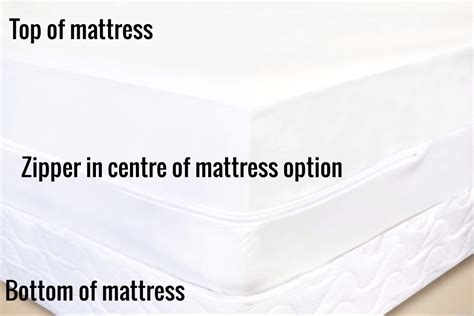 anti bed bug mattress cover bed bug encasements simple terry top bed bug cover