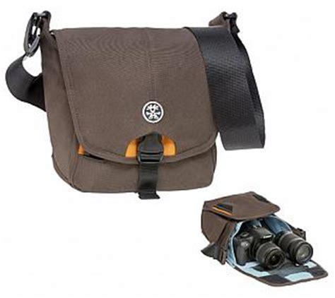 crumpler 4 million dollar home messenger style camera bag