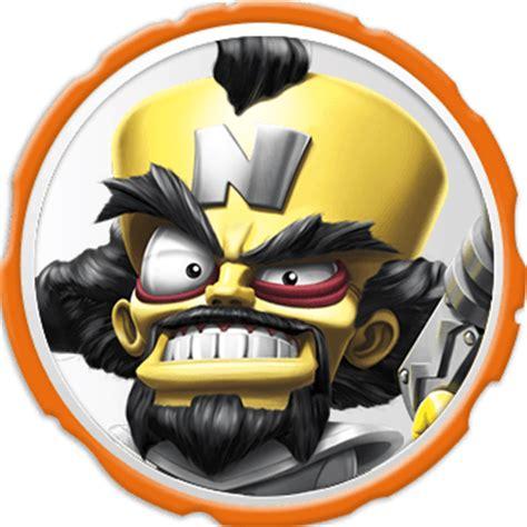 catchphrases, emblems and unlockables of crash bandicoot