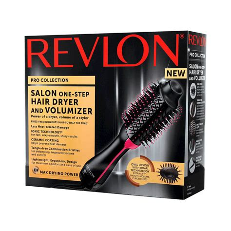 Revlon One Step Hair Dryer And Styler Volumizer by New Revlon Pro Collection Salon One Step Hair Dryer