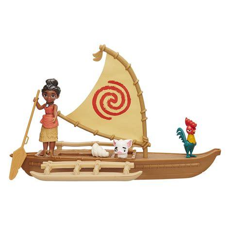 moana boat toy uk disney moana adventure canoe by disney princess de