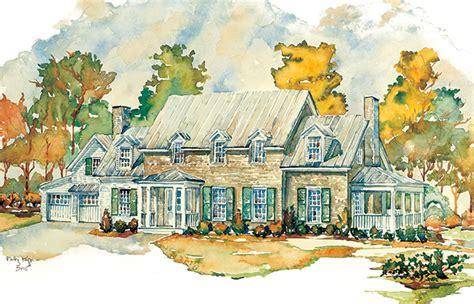 cr hill design group llc fox hill southern living house plans