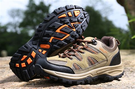 Sepatu Snta 431 Brown Gunung Outdoor Adventure Hiking jual sepatu gunung trekking hiking adventure snta 423