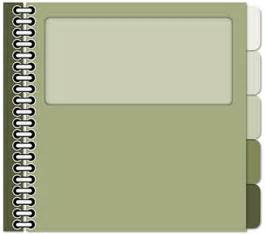 powerpoint notebook paper template clipart powerpoint theme clipart clipart suggest