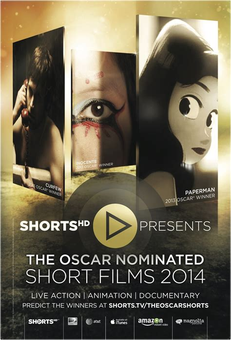 which film got oscar in 2014 oscar nominated animated short films 2014 buy rent and