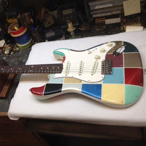 fender guitar colors check out this fendercustomshop color chart strat which