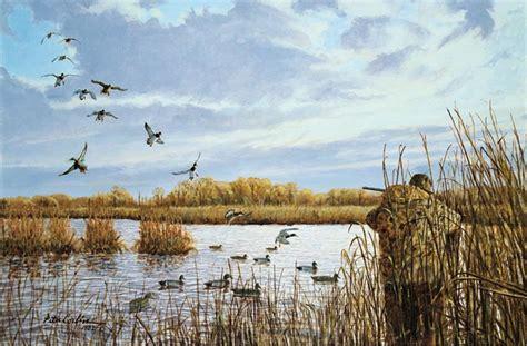 wildlife experience waterfowl hunting prints