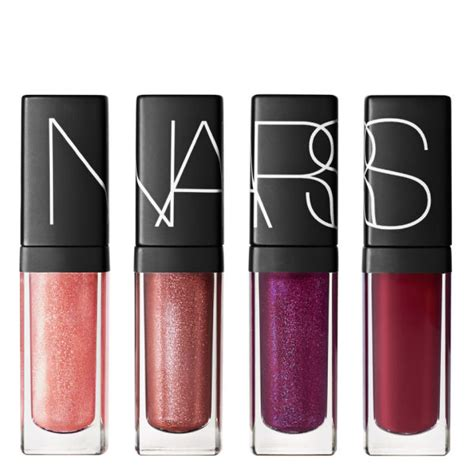 Lip Gloss Nars nars cosmetics tech fashion lip gloss set free shipping lookfantastic