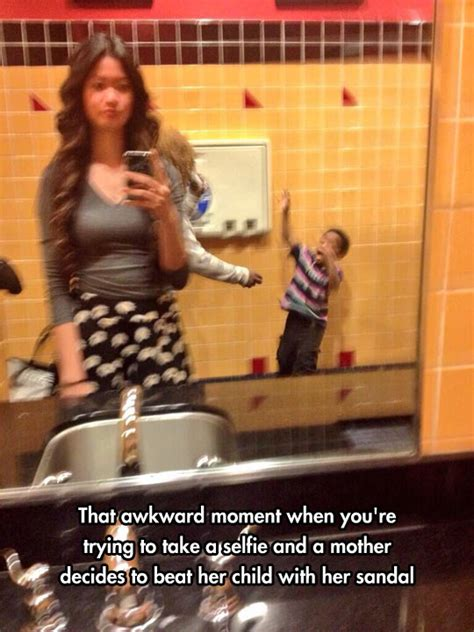 Bathroom Selfie Meme - the infamous chancla in the wild the meta picture