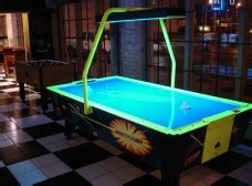 air hockey table houston and event rentals in san antonio houston