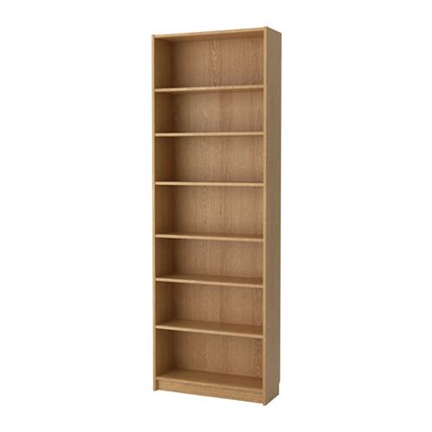 Ikea Billy Bookcase Billy Bookcase Oak Veneer 80x237x28 Cm Ikea