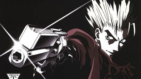 Tri Gun Wallpaper trigun wallpapers wallpaper cave