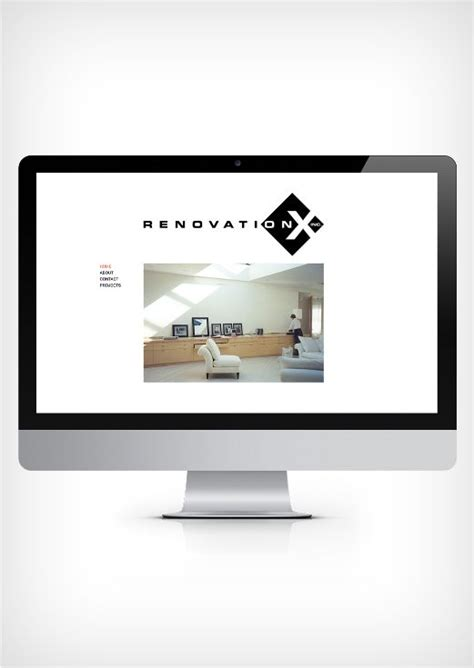 renovation websites renovation x website