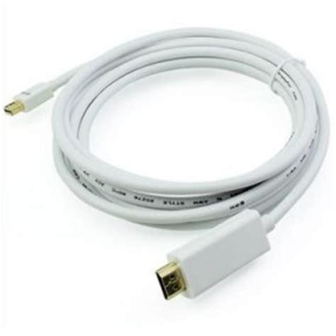 Kabel Hdmi Laptop Ke Tv jual kabel macbook laptop apple ke hdmi layar lcd tv