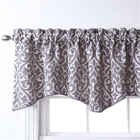 Burgundy Dining Room by Valances Walmart Com