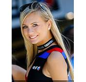 Beautiful French Paddock Girls At Le Mans 2014  Autoevolution