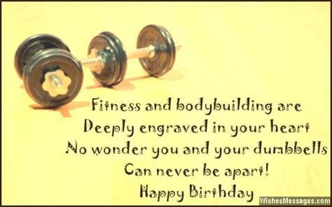 Happy Birthday Wishes Bodybuilders Birthday Wishes For Bodybuilders Messages For Gym And