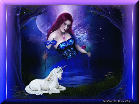 imagenes en movimiento hadas imagenes movimiento angeles hadas elfas paisajes agua