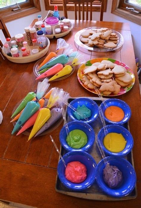 cookie decorating party for kids decoratingspecial com