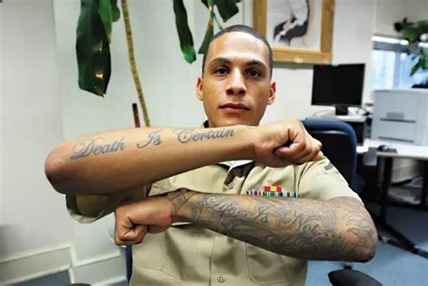 arkansas tattoo laws what is the current policy in the marine corps