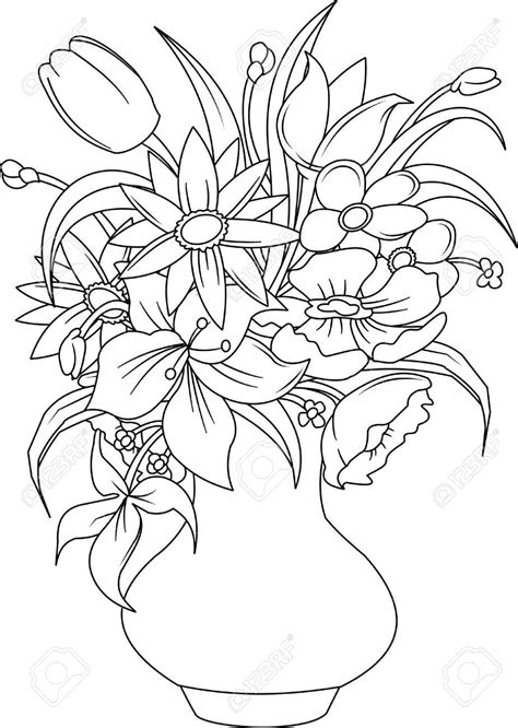 flower to color pin by tara on zentangle stuffs flower sketches