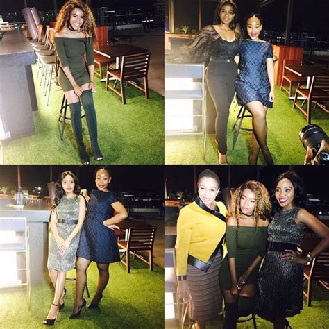 mzansi girls facebook ayanda ncwane has a girls night with norma gigaba mzansi
