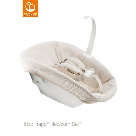Newborn Set by Tripp Trapp 174 Newborn Set Beige De Stokke 174 Chaises Hautes