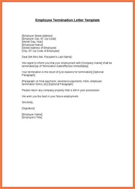 7  final paycheck letter template   Simple salary slip
