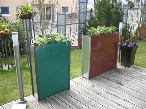 Terrassen Sichtschutz Kunststoff 296 by Pflanzkasten Blumenkasten In Farbe Gr 246 223 E 90 Cm X 63 Cm