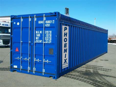 portata container container open top vendita noleggio international