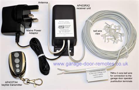 duralift garage door opener remote system upgrade for dor ultra 1520
