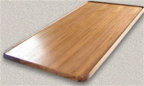 how to finish a table top with polyurethane teak table tops custom teak marine woodwork