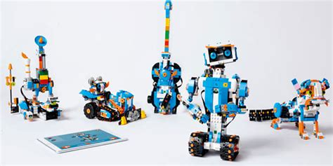 Lego Avatar Concept by Lego Makes New Boost Kit With Models With Sensors And