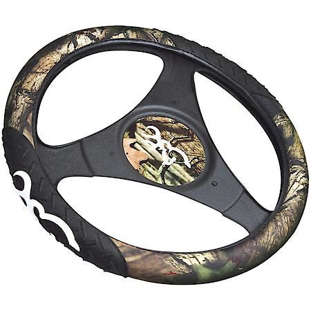 Steering Wheel Covers Advance Auto Parts Browning Brand Steering Wheel Cover Bsw3406 Advance Auto