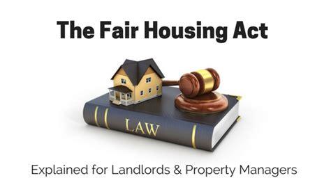 fair housing act what is the federal fair housing act athomesense com