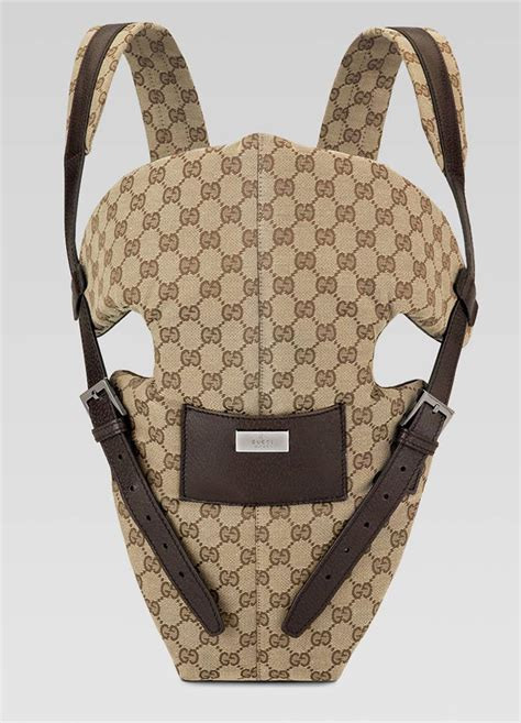 gucci carrier gucci baby carrier maximal comfort for your baby extravaganzi