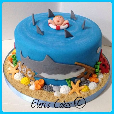 baby shark fondant 17 beste idee 235 n over haai cupcakes op pinterest haai