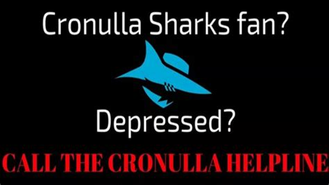 Cronulla Sharks Memes - nrl gronks out of work after cronulla premiership win