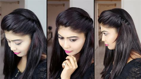 Side Do Hairstyles by How To Do Side Puff Hairstyle Hairstyles By Unixcode