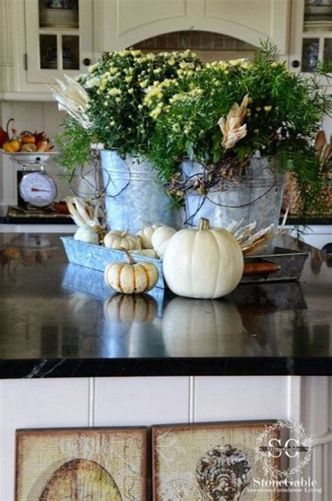 cozy and comfy fall kitchen decor ideas comfydwelling