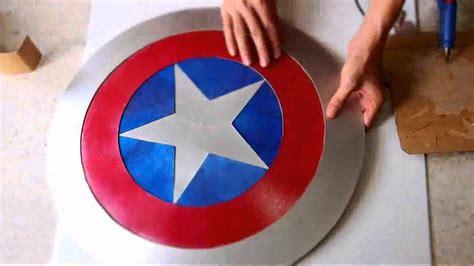 cardboard shield template 44 captain america s shield diy 2 2 glue
