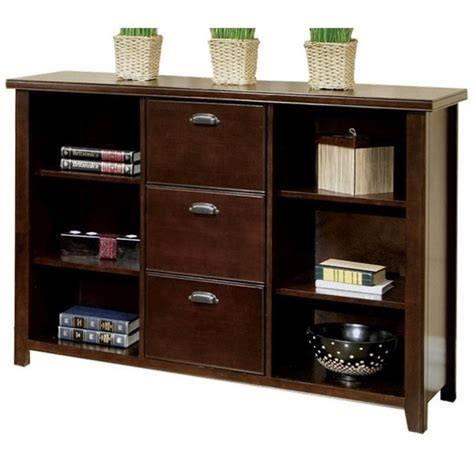 Kathy Ireland Home By Martin Tribeca Loft 3 Drawer Wood Tribeca Office Furniture