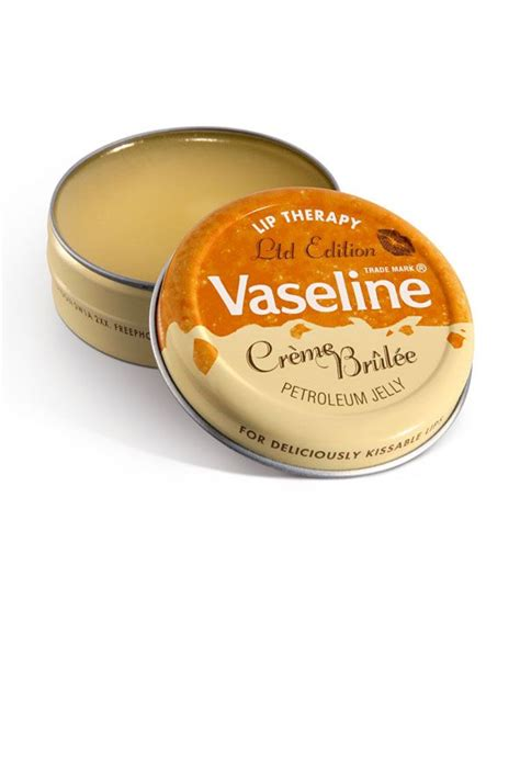 Lipgloss Vaseline vaseline limited edition lip therapy in cr 232 me br 251 l 233 e 163 2