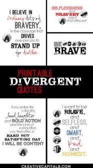 Printable Divergent Quotes | best quotes from divergent quotesgram