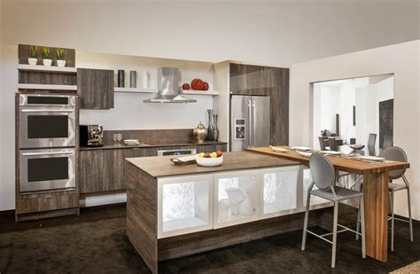 Sa Kitchen Designs n 201 olith le d 233 but d une nouvelle tendance la cuisine vip