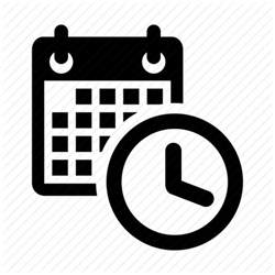 Date And Time Calendar Calendar Date Datetime Event Schedule Time Icon